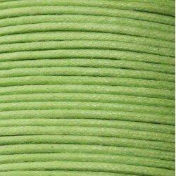 Coton ciré 1 mm violet x 5 m