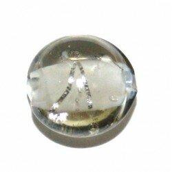 Bombée intérieur blanc 12 mm grise x 6