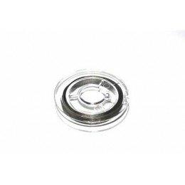 Fil cablé acier 19 brins 0,38 mm argenté x 10 m