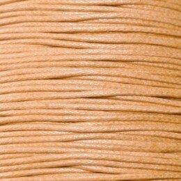 Fil coton ciré 1,5 mm blanc x 5 m