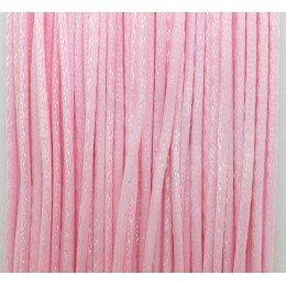 Queue de rat 3 mm rose pâle x 2 m