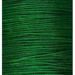 Fil nylon ciré 0.8 mm vert x 3 m