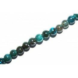Perle Apatite ronde 10 mm x 1