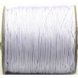 Fil nylon tressé 0.8 mm mauve x 3 m