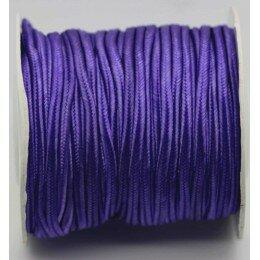 Soutache 2,5 mm violet x 2 m